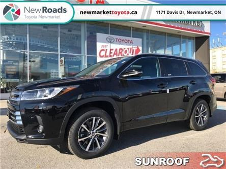 2019 Toyota Highlander XLE (Stk: 34255) in Newmarket - Image 1 of 21