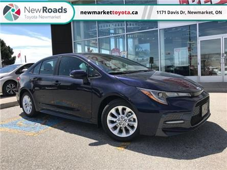 2020 Toyota Corolla SE (Stk: 34290) in Newmarket - Image 1 of 17