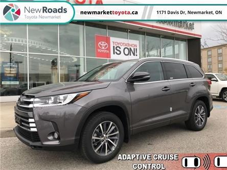 2019 Toyota Highlander XLE (Stk: 34307) in Newmarket - Image 1 of 19