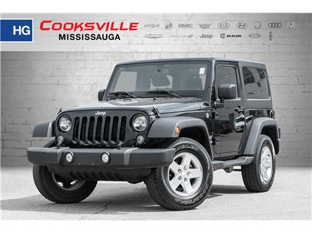 2015 Jeep Wrangler Sport (Stk: 7924PT) in Toronto, Ajax, Pickering - Image 1 of 17