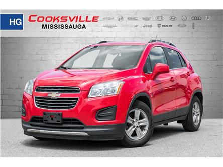 2016 Chevrolet Trax LT (Stk: 7922PT) in Toronto, Ajax, Pickering - Image 1 of 18