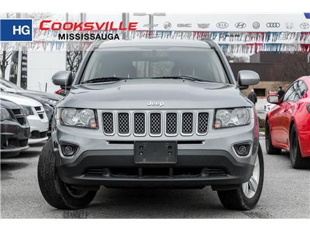 2017 Jeep Compass Sport/North (Stk: 7921PR) in Toronto, Ajax, Pickering - Image 2 of 18
