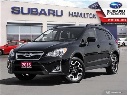 2016 Subaru Crosstrek Touring Package (Stk: U1450) in Hamilton - Image 1 of 27