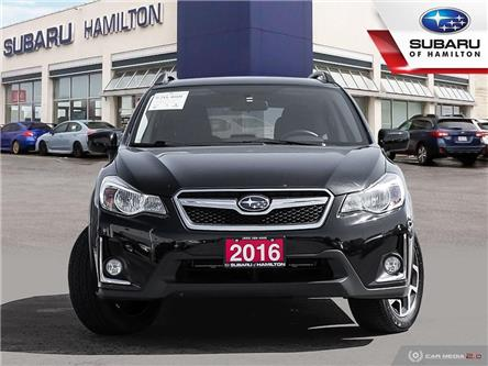 2016 Subaru Crosstrek Touring Package (Stk: U1450) in Hamilton - Image 2 of 27