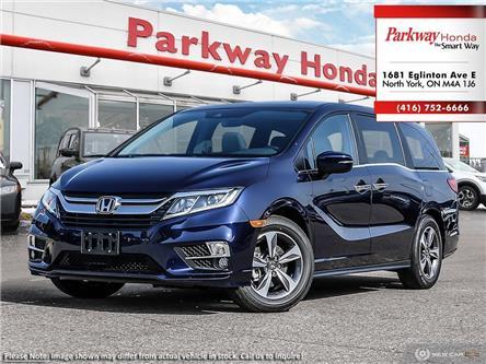 2019 Honda Odyssey EX-L (Stk: 922140) in North York - Image 1 of 23
