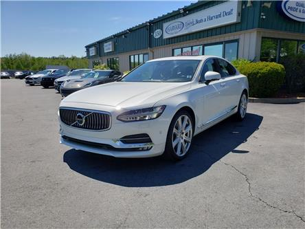 2017 Volvo S90 T6 Inscription (Stk: 10419) in Lower Sackville - Image 1 of 16