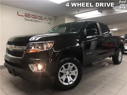 2019 Chevrolet Colorado LT (Stk: 97536) in Burlington - Image 1 of 9