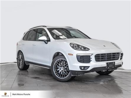 2018 Porsche Cayenne Platinum Edition (Stk: 62279) in Ottawa - Image 1 of 26