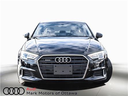 2018 Audi A3 2.0T Komfort (Stk: PM342) in Nepean - Image 2 of 24