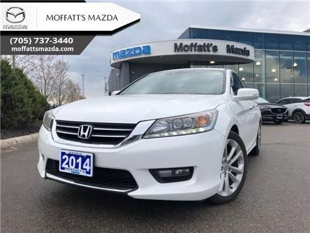 2014 Honda Accord Touring (Stk: 27529) in Barrie - Image 1 of 30