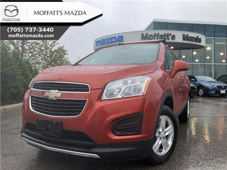 2014 Chevrolet Trax 1LT (Stk: 27557) in Barrie - Image 1 of 30
