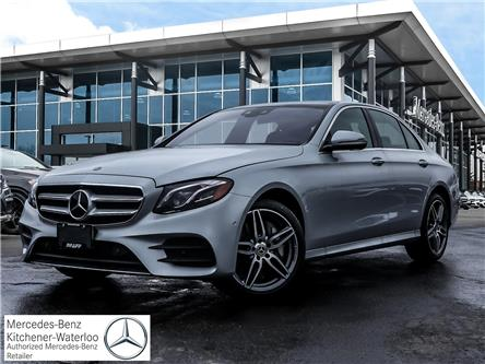 2019 Mercedes-Benz E-Class Base (Stk: 38808) in Kitchener - Image 1 of 18