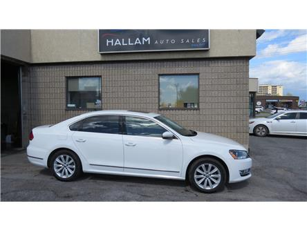 2014 Volkswagen Passat 2.0 TDI Highline (Stk: ) in Kingston - Image 2 of 17