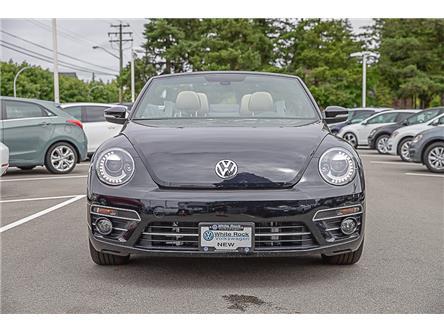2018 Volkswagen Beetle 2.0 TSI Coast (Stk: JB517123) in Vancouver - Image 2 of 26