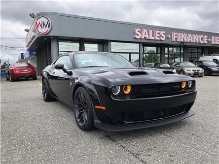 2019 Dodge Challenger SRT Hellcat (Stk: 19-517720) in Abbotsford - Image 1 of 9