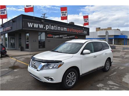 2016 Nissan Pathfinder SL (Stk: PP461) in Saskatoon - Image 1 of 29