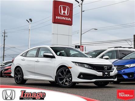 2019 Honda Civic Sport (Stk: 9C584) in Hamilton - Image 1 of 22