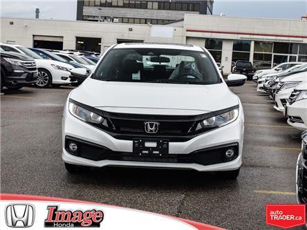 2019 Honda Civic Sport (Stk: 9C584) in Hamilton - Image 2 of 22