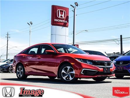 2019 Honda Civic LX (Stk: 9C608) in Hamilton - Image 1 of 20