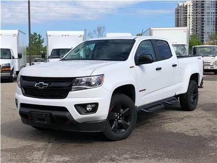 2019 Chevrolet Colorado new 2019 Diesel Colorado Crew-Cab Redline!!! (Stk: PU95869) in Toronto - Image 1 of 20