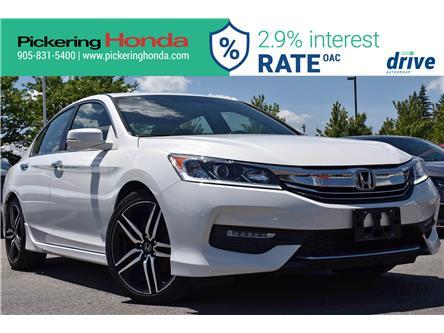 2017 Honda Accord Sport (Stk: P4969) in Pickering - Image 1 of 34