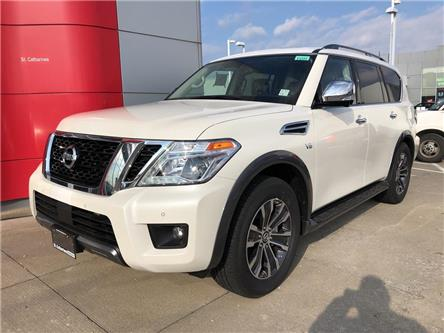 2019 Nissan Armada SL (Stk: AR19002) in St. Catharines - Image 1 of 5