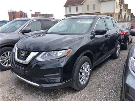 2019 Nissan Rogue S (Stk: KC724010) in Whitby - Image 1 of 4