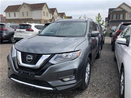 2019 Nissan Rogue SV (Stk: KC724524) in Whitby - Image 1 of 5