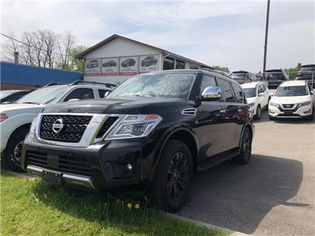 2019 Nissan Armada Platinum (Stk: K9581052) in Whitby - Image 1 of 5