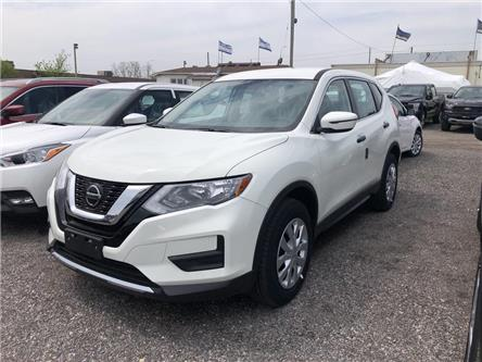 2019 Nissan Rogue S (Stk: KC741764) in Whitby - Image 1 of 5