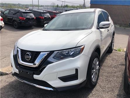 2019 Nissan Rogue S (Stk: KC742670) in Whitby - Image 1 of 5