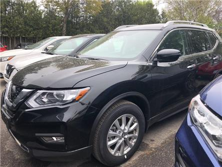 2019 Nissan Rogue SV (Stk: KC752651) in Whitby - Image 1 of 5