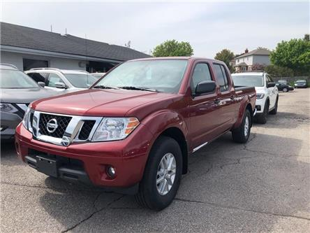 2019 Nissan Frontier SV (Stk: KN732515) in Whitby - Image 1 of 5