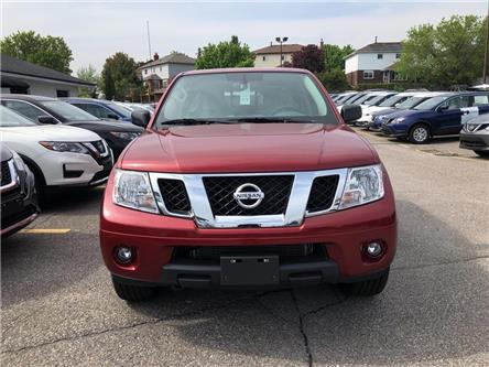 2019 Nissan Frontier SV (Stk: KN732515) in Whitby - Image 2 of 5