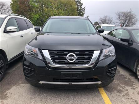 2019 Nissan Pathfinder S (Stk: KC604196) in Whitby - Image 2 of 5
