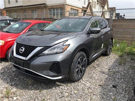 2019 Nissan Murano S (Stk: KN110262) in Whitby - Image 1 of 5