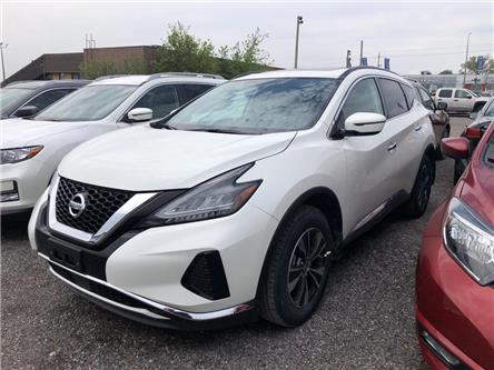 2019 Nissan Murano SV (Stk: KN114852) in Whitby - Image 1 of 5