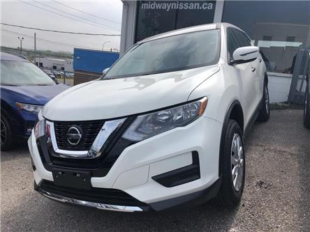 2019 Nissan Rogue S (Stk: KC725557) in Whitby - Image 1 of 5