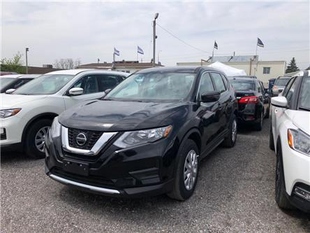 2019 Nissan Rogue S (Stk: KC720850) in Whitby - Image 1 of 5