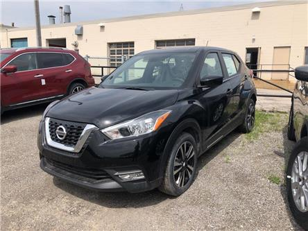 2019 Nissan Kicks SV (Stk: KL503423) in Whitby - Image 1 of 5