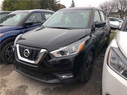 2019 Nissan Kicks SV (Stk: KL504844) in Whitby - Image 1 of 5