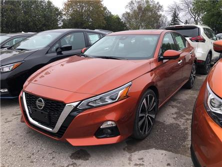 2019 Nissan Altima 2.5 Platinum (Stk: KN323829) in Whitby - Image 1 of 5