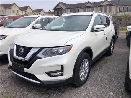 2019 Nissan Rogue SV (Stk: KC741938) in Whitby - Image 1 of 5