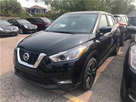 2019 Nissan Kicks SV (Stk: KL513586) in Whitby - Image 1 of 5