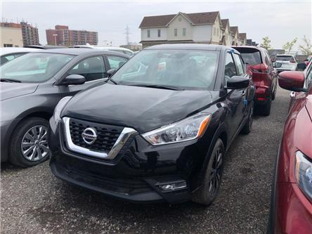 2019 Nissan Kicks SV (Stk: KL513565) in Whitby - Image 1 of 5