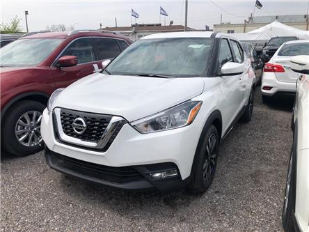 2019 Nissan Kicks SV (Stk: KL514935) in Whitby - Image 1 of 5