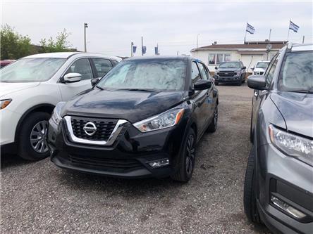 2019 Nissan Kicks SV (Stk: KL523742) in Whitby - Image 1 of 4