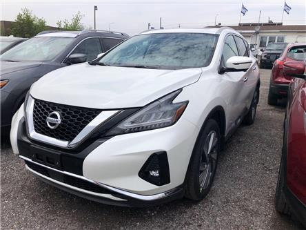2019 Nissan Murano SL (Stk: KN138070) in Whitby - Image 1 of 5
