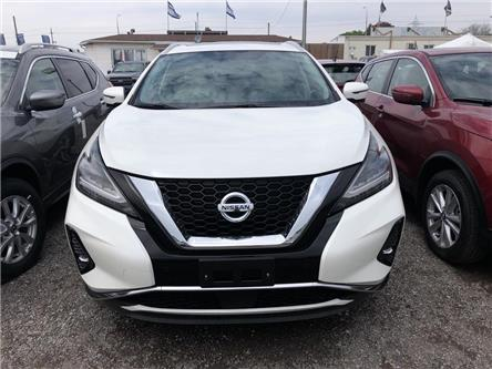 2019 Nissan Murano SL (Stk: KN138070) in Whitby - Image 2 of 5
