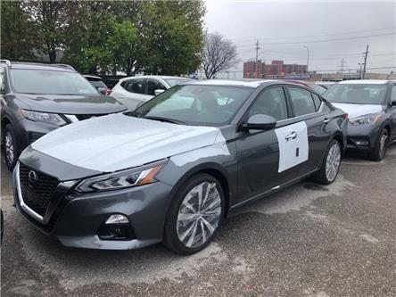2019 Nissan Altima 2.5 Platinum (Stk: KN327533) in Whitby - Image 1 of 5
